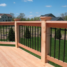 Traditional Deck by UglyDeck.com