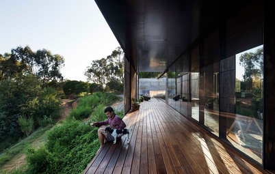 Houzz Tour: Australian Home a Gold Mine of Unconventional Ideas