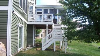 screen porch/deck