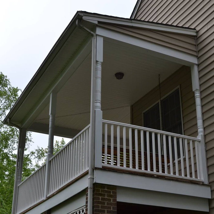 Deck and Porch Refurbish