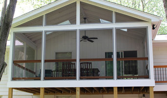 Screened Porch/Deck Vienna, VA