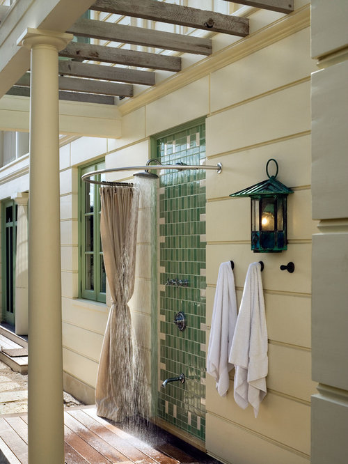 Curved Shower Rods Ideas, Pictures, Remodel and Decor