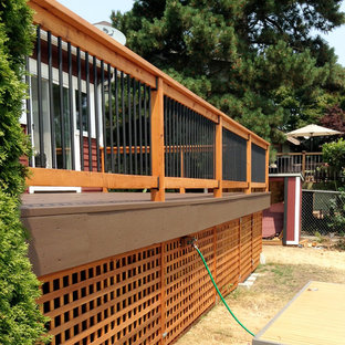Seattle Solid-Stain Deck 2015