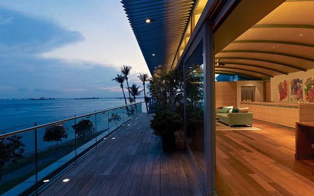 Deck Sentosa Cove House