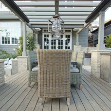 Traditional Deck by JDS OUTDOOR DESIGNS