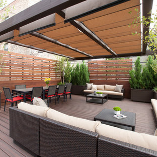 75 Beautiful Deck With A Pergola Pictures Amp Ideas Houzz