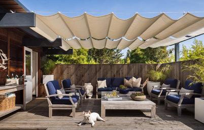 8 Stylish Ideas for Shady Outdoor Retreats
