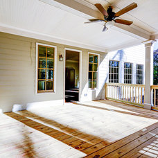 Craftsman Deck by Kevin Aycock Homes