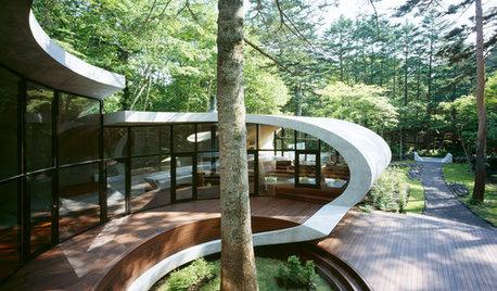 11 hemliga hem i symbios med naturen
