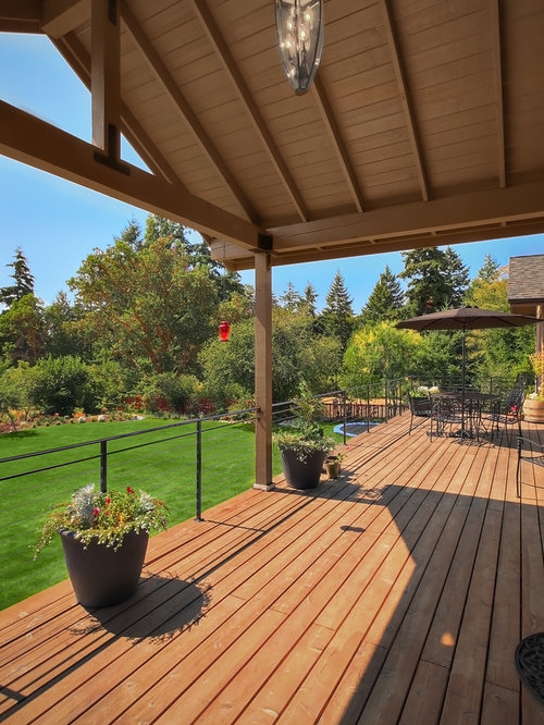 Simple Decks Houzz