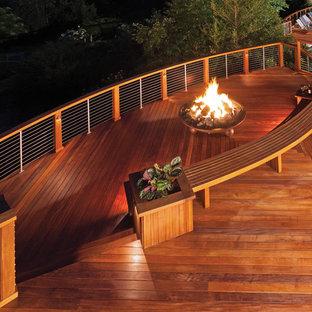 Ispirazione per terrazze e balconi tradizionali