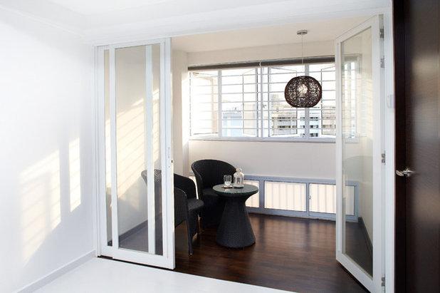Modern Deck by nOtch lifestyle + design pte ltd (singapore)