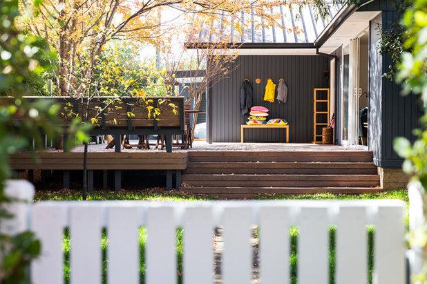 Contemporary Deck by Architecture Republic