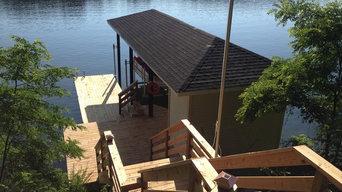 Smith Mountain Lake Dock