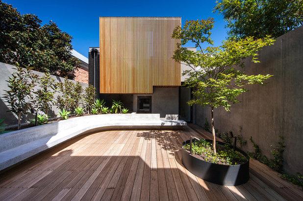Contemporary Deck by Mafi Australia