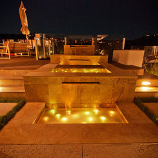 Contemporary  by Landsystems Landscapes
