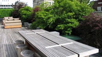 SoHo Penthouse Terrace