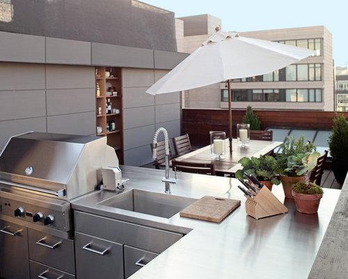 Modern Outdoor Kitchen New kitchen style