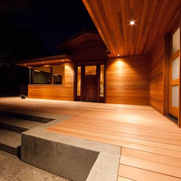 Soquel hills custom home remodel