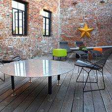 Industrial Deck by Studio Durham Architects