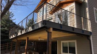 South Boulder Deck