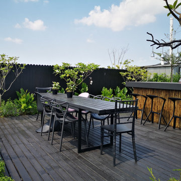 Southaven 1 rooftop garden