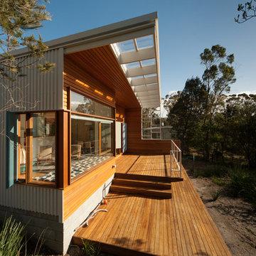 Southern Tasmanian Beach House