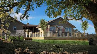 Spring Branch, TX Ranch Home