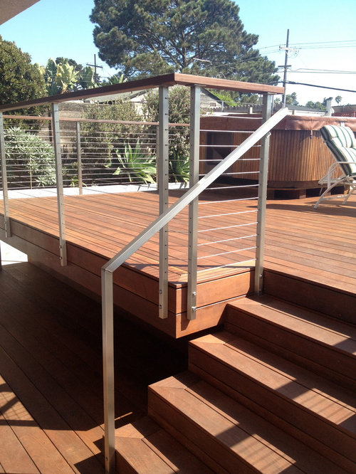 Cable railing kits home design ideas pictures remodel