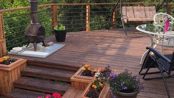 Stone Ridge Deck