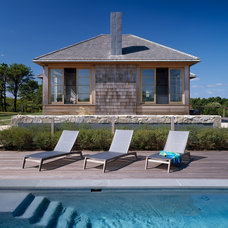 Contemporary Deck by Hutker Architects