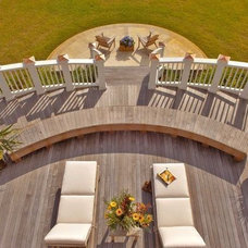 Traditional Deck by Baxter Interiors