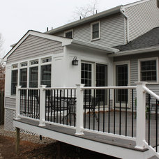 Traditional Deck by Generations Home Maintenance