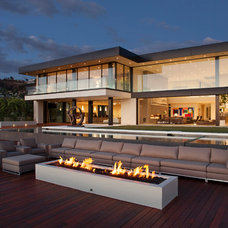 Contemporary Deck by McClean Design