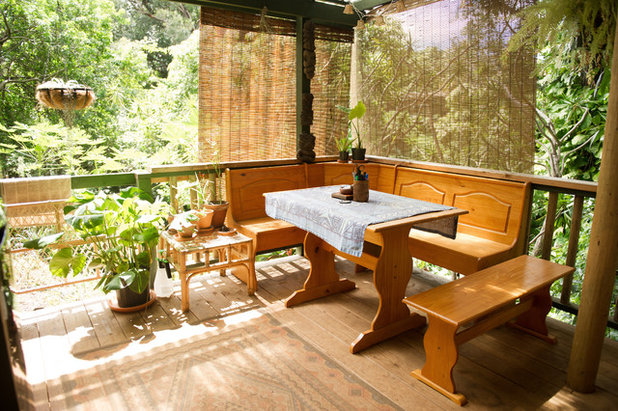 Tropical Deck by Ashley Camper Photography