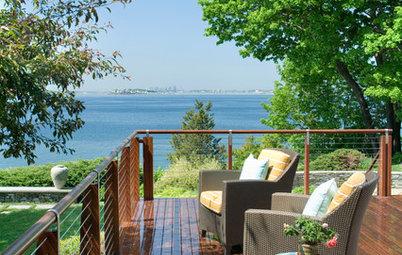 8 questions à se poser avant d'aménager une terrasse suspendue