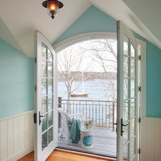 Eclectic Deck by Sam Sherman Associates, LLC