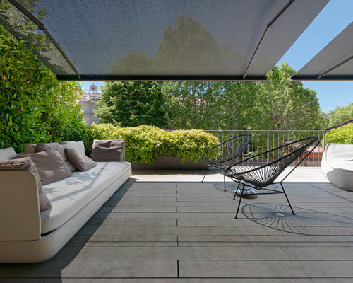 Foto e idee per terrazze e balconi terrazze e balconi for Terrazze arredate