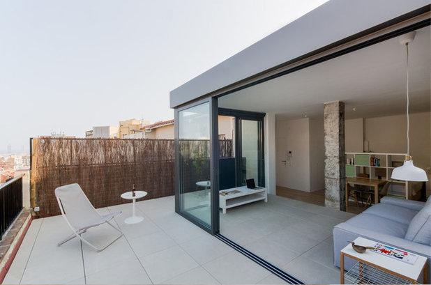 Gu a pr ctica para cerrar la terraza o el balc n for Como cerrar un balcon