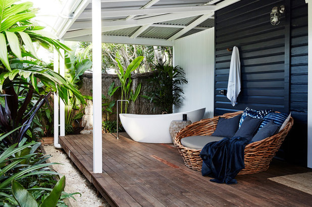 Tropical Deck by The Designory
