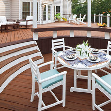 Traditional Deck by Holloway Company Inc.