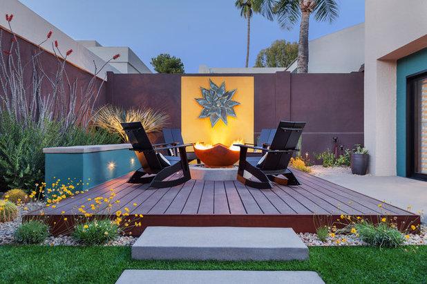 Southwestern Deck by Coffman Studio