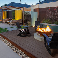 Modern Deck by Coffman Studio