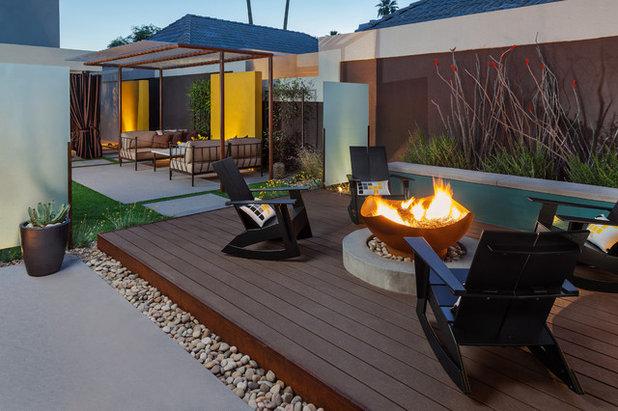 Modern Deck by Coffman Studio