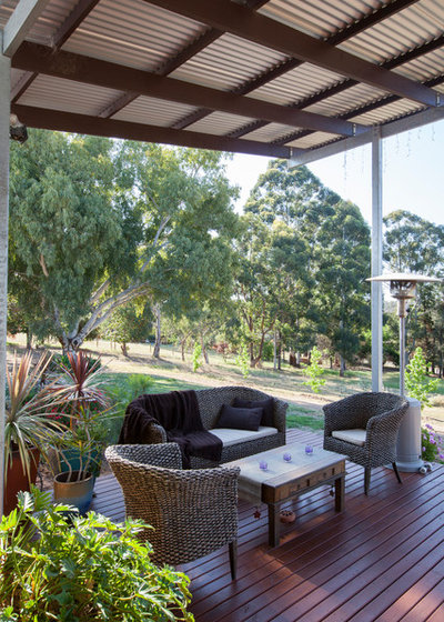 Country Deck by Coveney Browne Design