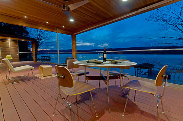 Modern Deck by Bright Ideas by Martinec