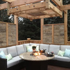 The Bbq Deck Traditional Deck Toronto By Paul