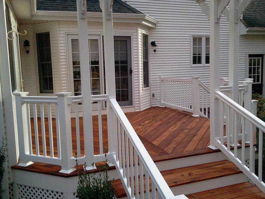 Tigerwood Deck