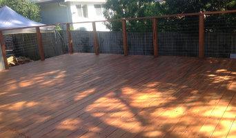 Timber Decking Construction