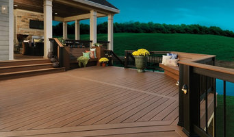Timbertech & Azek decking & railing
